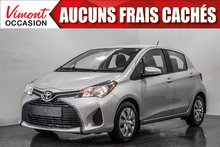 Toyota Yaris 2015+HB+A/C+GR ELEC COMPLET+BLUETOOTH 2015