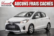 2016 Toyota Yaris 2016+HB+A/C+GR ELEC COMPLET+BLUETOOTH