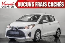 2017 Toyota Yaris 2017+HB+LE+A/C+GR ELEC COMPLET+BLUETOOTH
