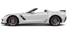 Corvette Cabriolet Grand Sport 2017