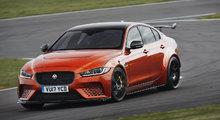 La Jaguar XE SV Project 8 établie un nouveau record de piste