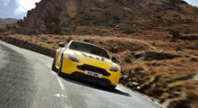 L'Aston Martin Vantage à moteur V12 pourrait valoir beaucoup un jour