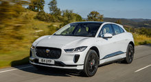 The new Jaguar I-Pace is Top Gear's Electric Vehicle of the Year