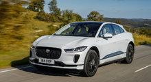 Le nouveau Jaguar I-Pace est le Véhicule Électrique de l'année de Top Gear