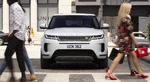 Land Rover se distingue dans les récents prix ALG 2019 de valeur résiduelle