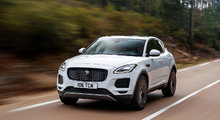 2019 Jaguar E-PACE: British luxury without breaking the bank.