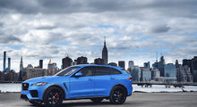 2019 Jaguar F-Pace SVR: Who Said a Crossover Can't be Savage?