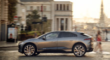 The 2020 Jaguar I-PACE: World-Renowned Design and Performance