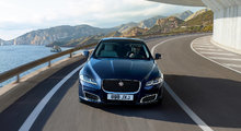 The Jaguar XJ will be fully electric soon