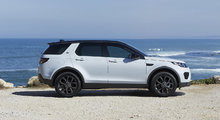Le Range Rover Discovery Sport 2019 : adapté à toutes les conditions