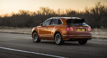 An overview of the new Bentley Bentayga Speed