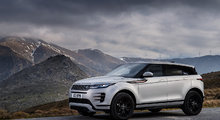 The recent 2020 Range Rover Evoque reviews