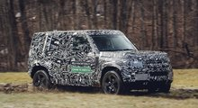 Le Land Rover Defender sera présenté au Salon de l'auto de Francfort
