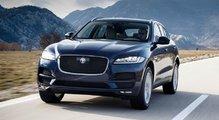 2018 Jaguar F-PACE: Compact Elegance