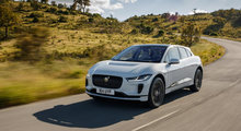 JAGUAR I-PACE NAMED BBC TOPGEAR MAGAZINE EV OF THE YEAR