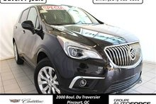 2017 Buick ENVISION Leather