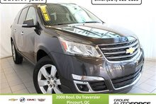 2017 Chevrolet Traverse LT 1LT