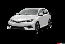 2017 Toyota COROLLA IM CVT FA21
