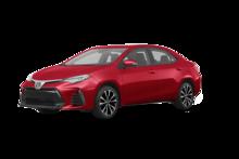 2018 Toyota COROLLA SE CVT