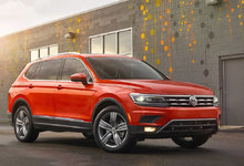 2018 Volkswagen Tiguan: the compact SUV for those who like to drive