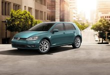 2018 Volkswagen Golf: Heritage mixed with Modernism