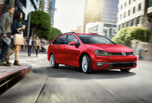 Versatility without compromise with the 2019 Volkswagen Golf SportWagen