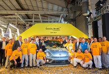 We say goodbye to the Volkswagen Beetle