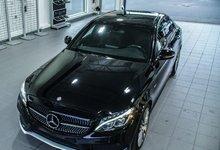 Mercedes-Benz C-Class 2016 C 450 AMG SYSTEME DE SON BURMESTER, NAVIGATION