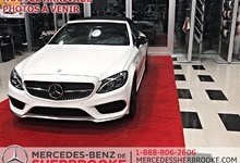 Mercedes-Benz C-Class 2017 AMG C 43 CABRIOLET, AMG PACK COUDUITE INTELLIGENTE
