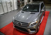 Mercedes-Benz GLE 2016 GLE 350d  SEULEMENT 33000 KM