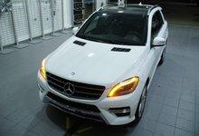 Mercedes-Benz M-Class 2015 ML 350 BlueTEC PNEU NEUF, ENSEMBLE SPORT