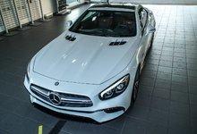 Mercedes-Benz SL 2017 AMG SL 63 SEULEMENT 25 501 KM