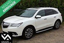 Acura MDX Navigation Pkg AWD **GARANTIE 10 ANS** 2014