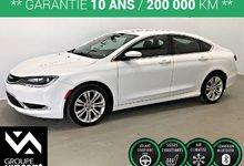 Chrysler 200 LIMITED ** GARANTIE 10 ANS ** 2016