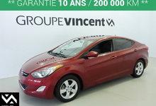 Hyundai Elantra GLS**GARANTIE 10 ANS** 2013
