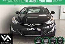 Hyundai Elantra SPORT **GARANTIE 10 ANS** 2016