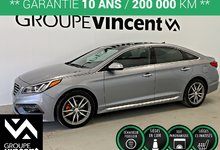 Hyundai Sonata SPORT ULTIMATE 2.0T ** GARANTIE 10 ANS ** 2016