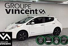 Nissan Leaf S ** 100%ÉLECTRIQUE ** 2015