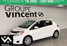 Toyota Yaris LE **GARANTIE 10 ANS** 2014