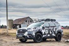 Projet Subaru Ascent - LP Aventure - 1
