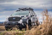 Projet Subaru Ascent - LP Aventure - 2