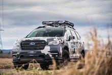 Projet Subaru Ascent - LP Aventure - 3