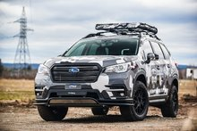 Projet Subaru Ascent - LP Aventure - 4