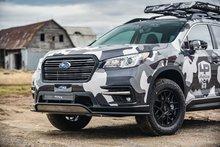 Projet Subaru Ascent - LP Aventure - 6