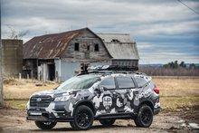 Projet Subaru Ascent - LP Aventure - 10