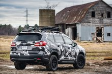 Projet Subaru Ascent - LP Aventure - 13