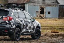 Projet Subaru Ascent - LP Aventure - 14