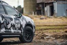 Projet Subaru Ascent - LP Aventure - 15