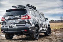 Projet Subaru Ascent - LP Aventure - 16