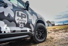 Projet Subaru Ascent - LP Aventure - 17
